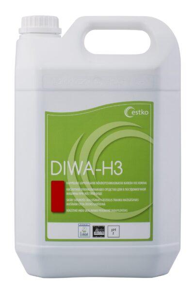 DIWA-H3 loputusaine nõudepesumasinale