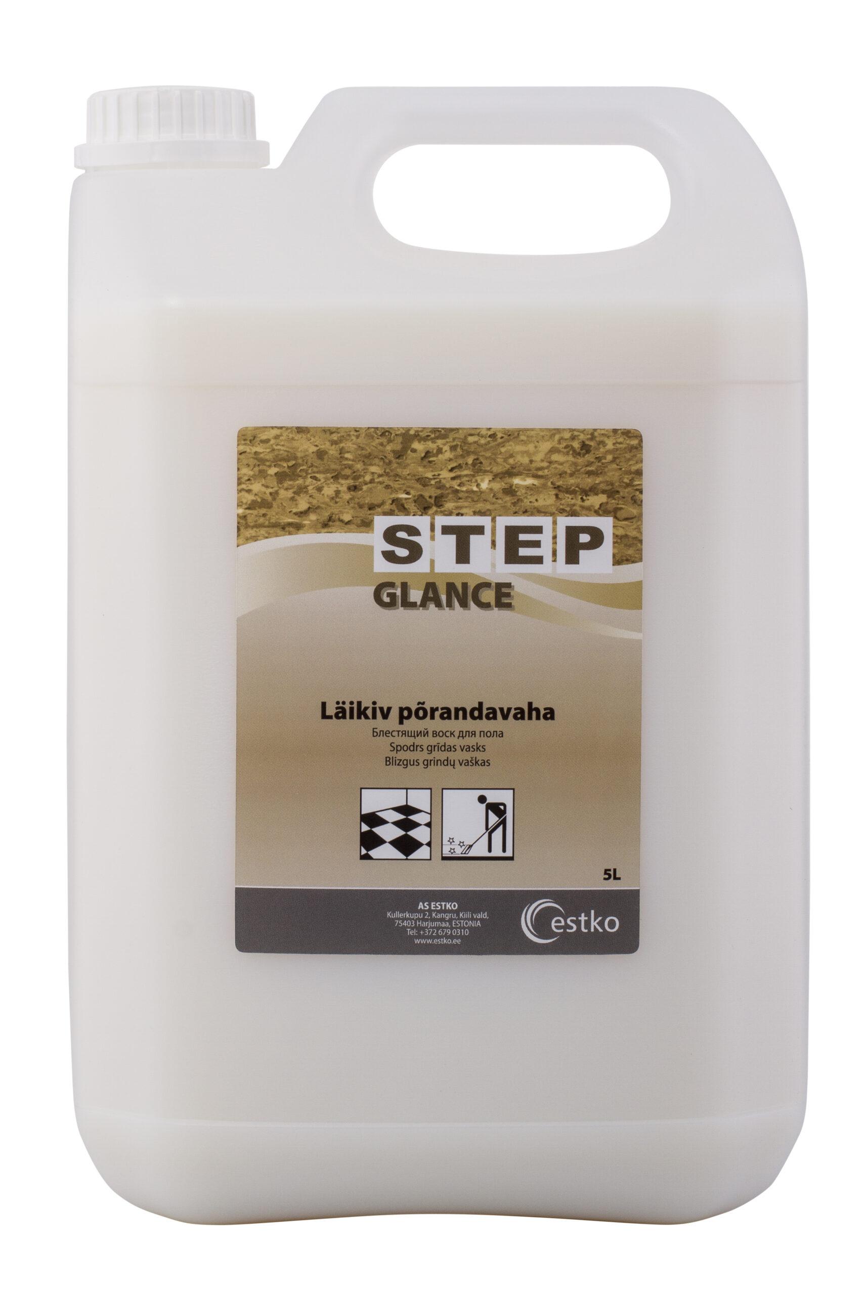 STEP Glance