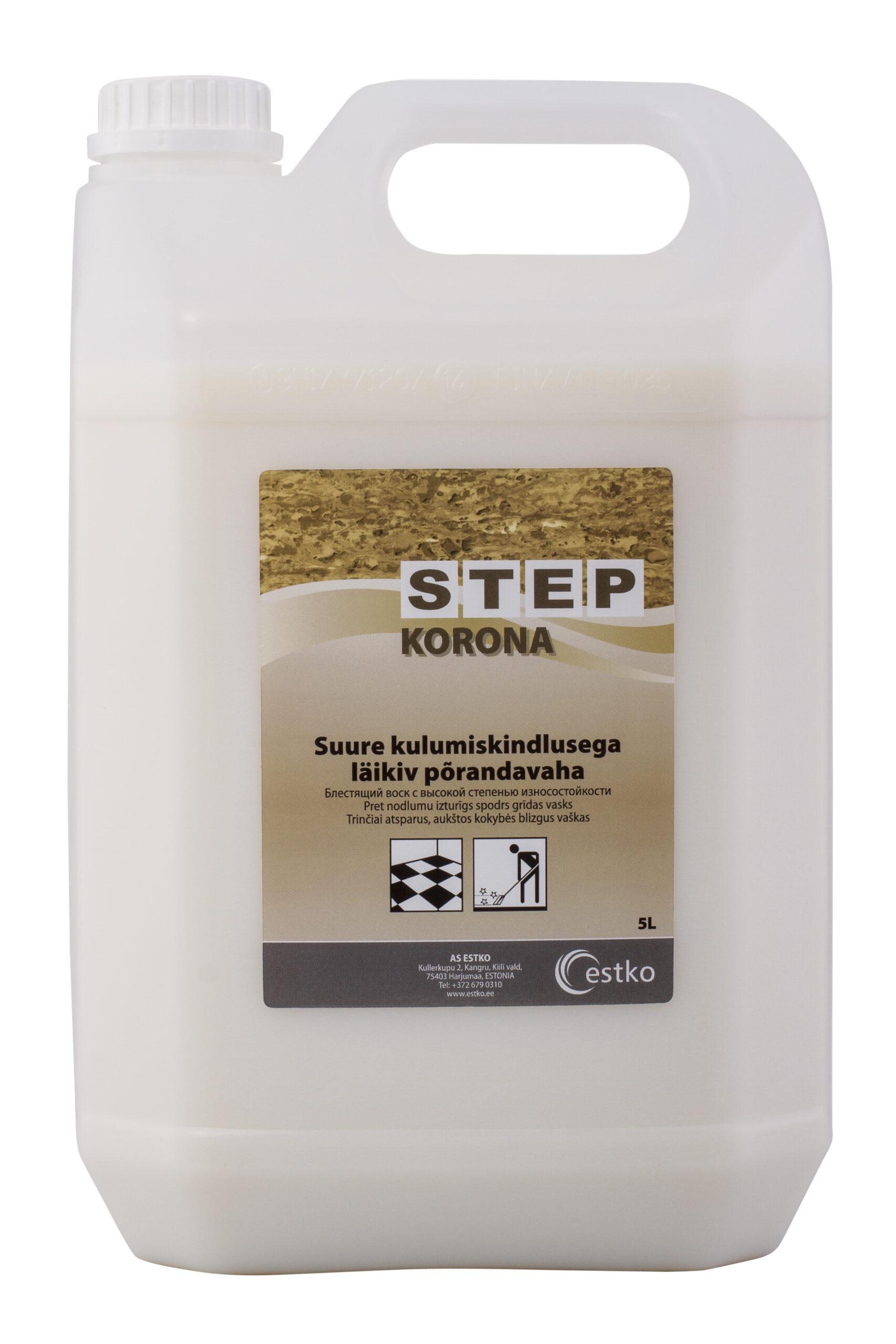 STEP Korona