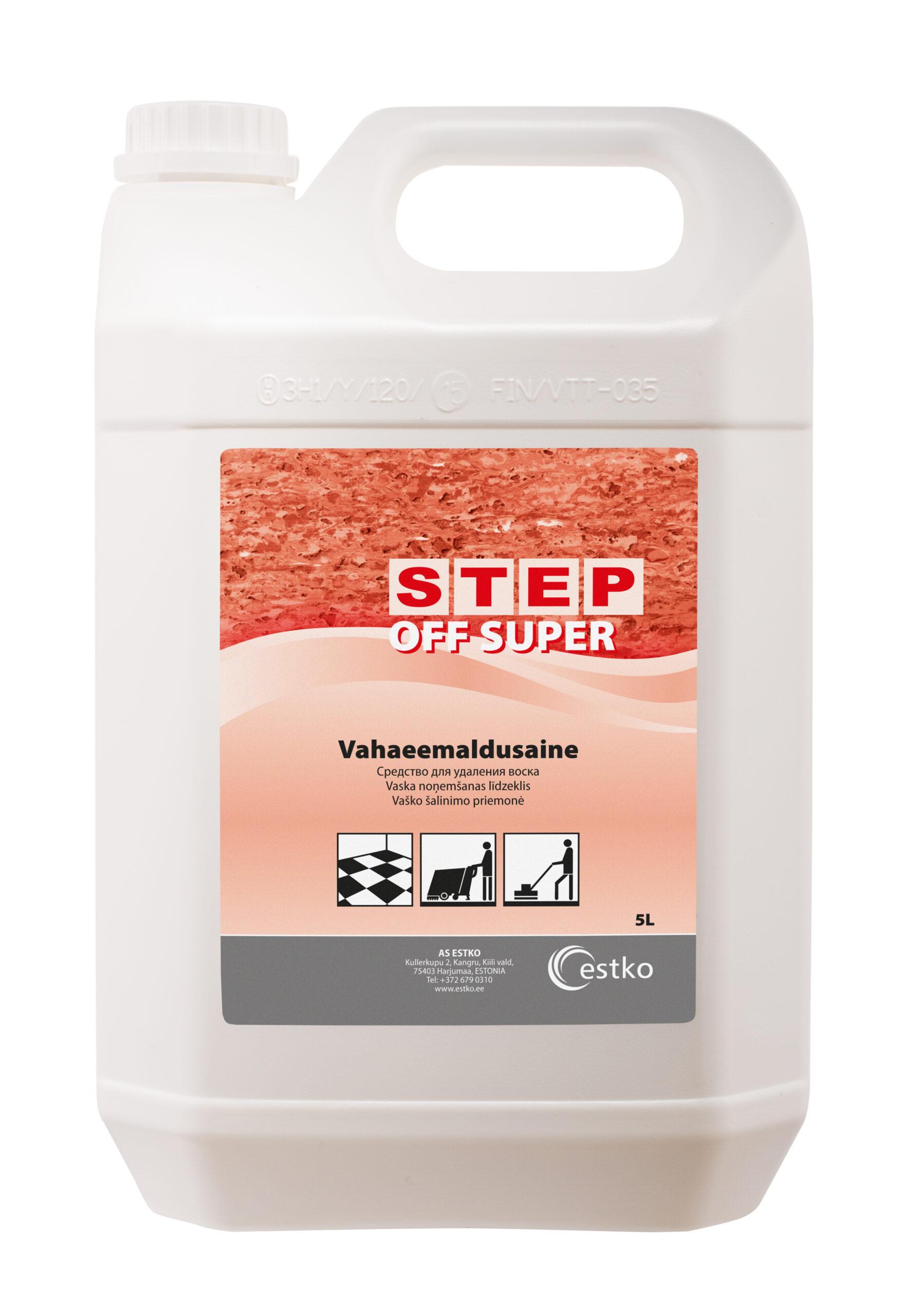 STEP Off Super